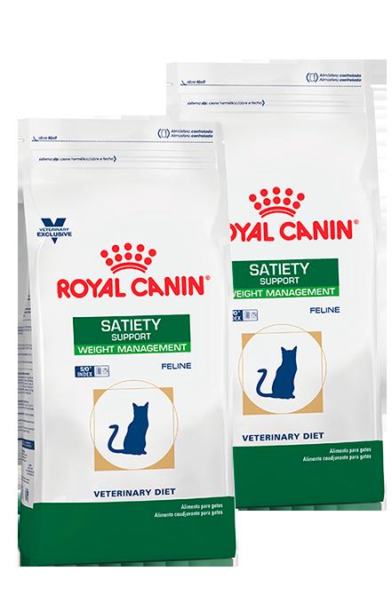 Royal Canin - PACK 2X Satiety Feline 2Kg.