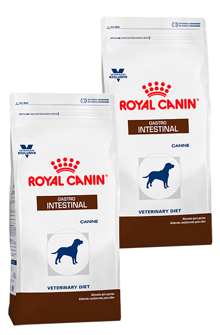 Royal Canin - PACK 2X Gatro Intestinal Canine 2Kg