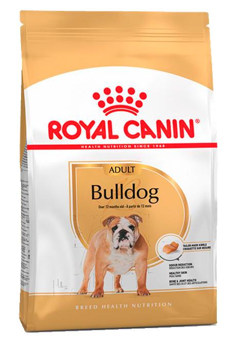Royal Canin - Bulldog ingles adult 12Kg.