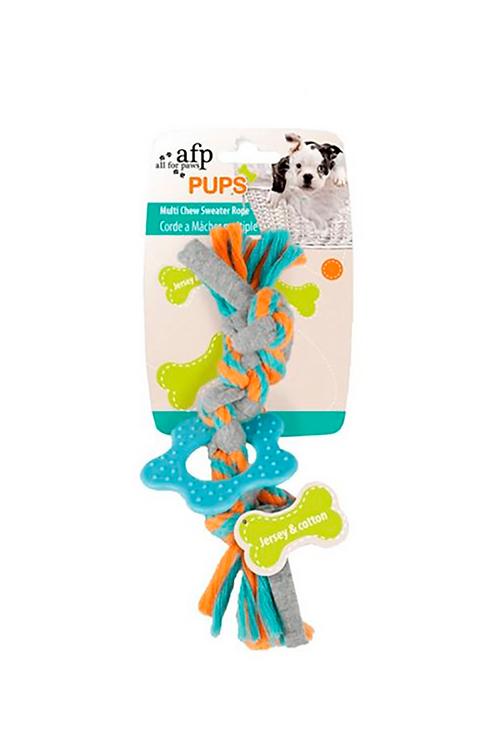 Afp - Pups cuerda suave mini.