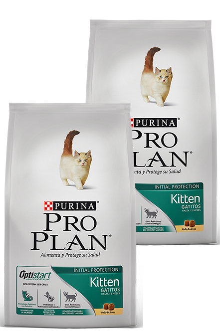 Pro plan - PACK 2X Kitten Gatitos 7,5Kg.