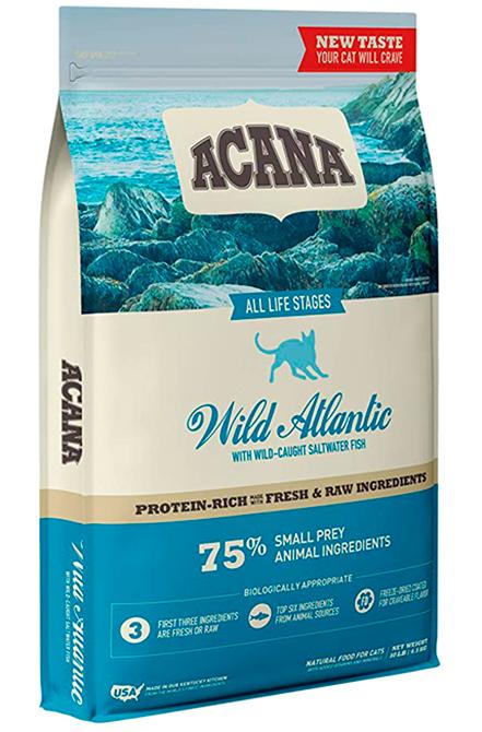 Acana - Wild Atlantic Cat 4,5Kg.