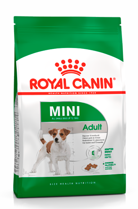 Royal Canin - Mini Adulto 7,5Kg.