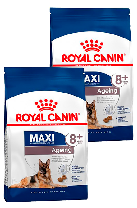 Royal Canin - PACK 2X Maxi Ageing 15Kg.