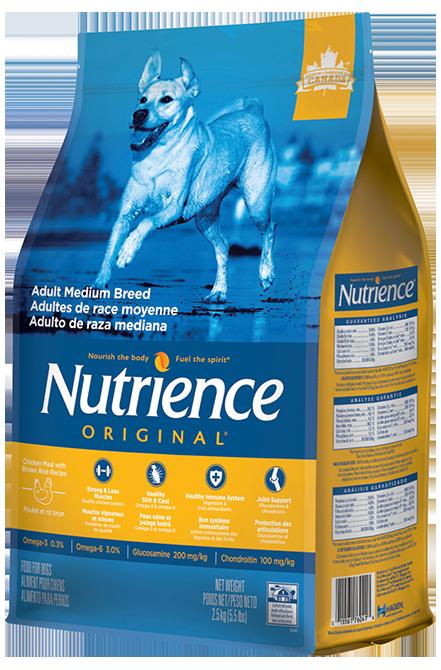 Nutrience - Original Adult Medium 5Kg.