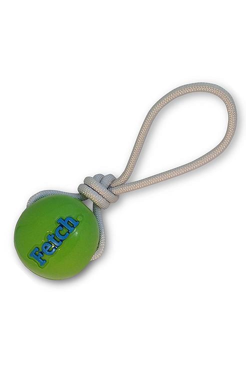 Planet - Dog Fetch Ball verde.