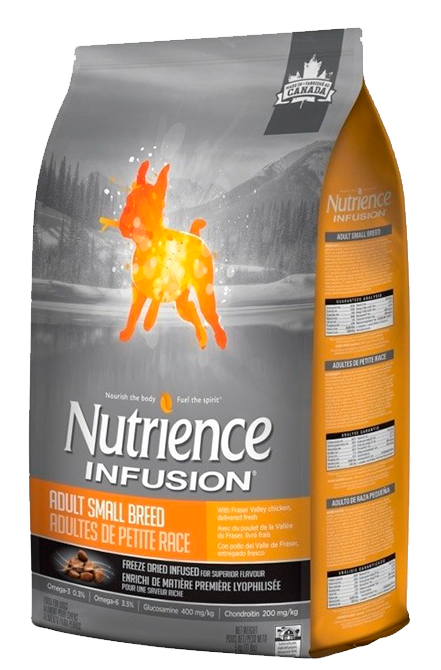 Nutrience - Infusion Adult Small  5Kg.