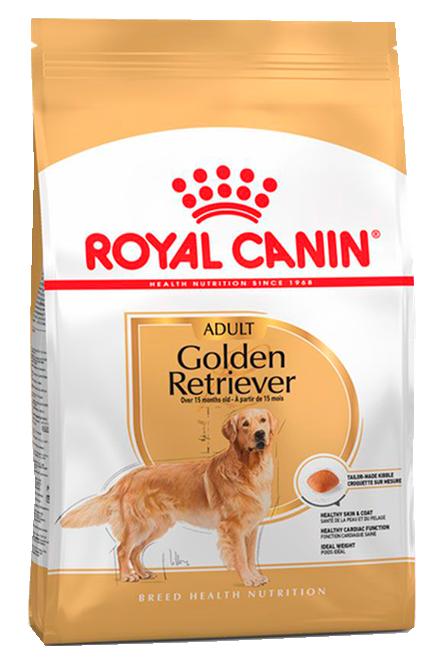 Royal Canin - Golden Retriever adult 12Kg.
