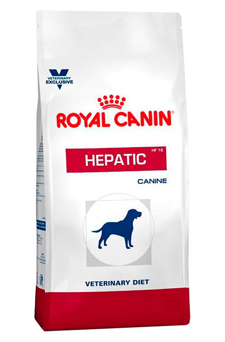 Royal Canin - Hepatic Canine 2Kg.