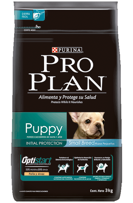 Pro Plan - Puppy Small Breed 3Kg.