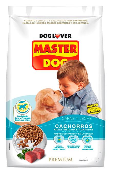 Master Dog  - Cachorro 18Kg.