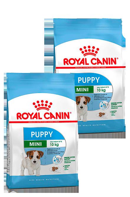Royal Canin - PACK 2X Mini Puppy 2,5Kg.