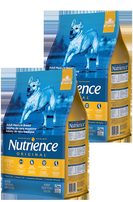 Nutrience - PACK 2X Original Adult Medium 5Kg.