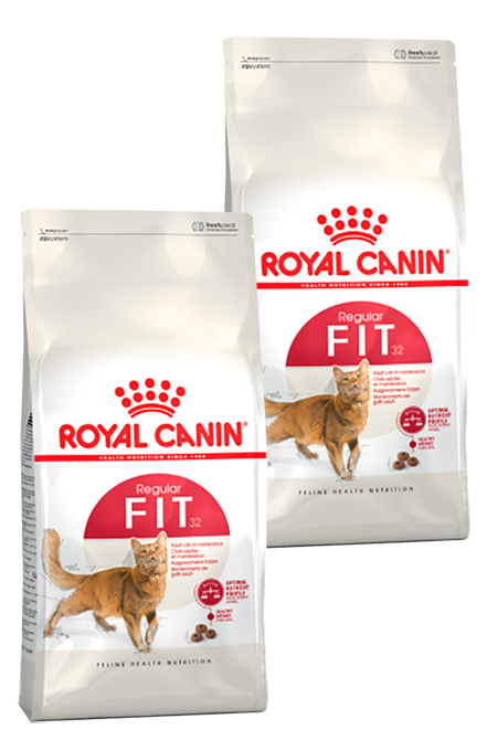 Royal Canin - PACK 2X Fit 7,5Kg