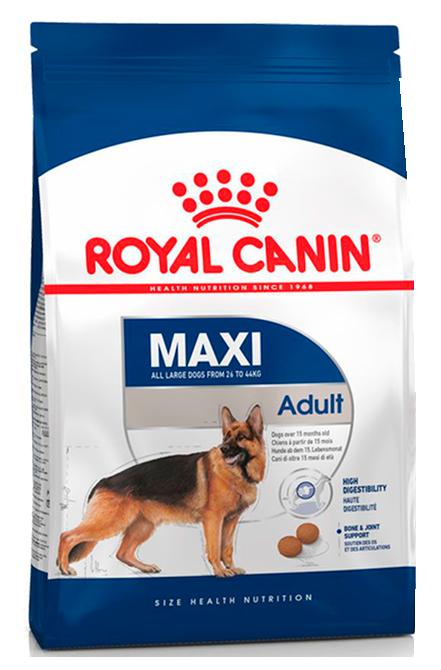 Royal Canin - Maxi Adulto 15Kg.