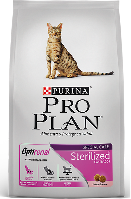 Pro plan - Sterilized Cat 3Kg.