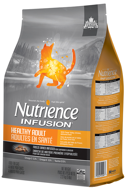 Nutrience - Infusion Cat Adulto 2,27Kg.
