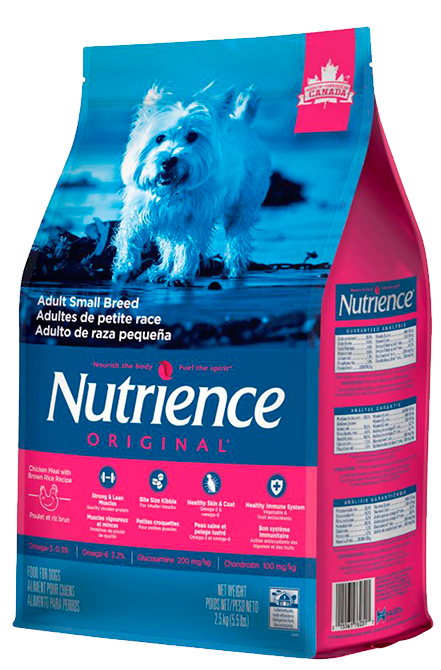 Nutrience - Original Adult Small  5Kg.