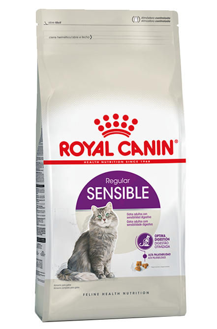 Royal Canin - Sensible 7,5Kg.