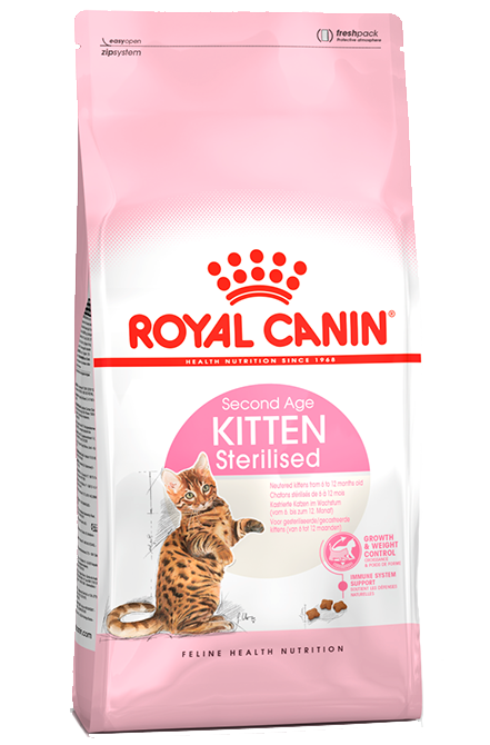 Royal Canin - Kitten Sterilised 1,5Kg