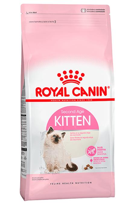 Royal Canin - Kitten Gatitos 1,5Kg