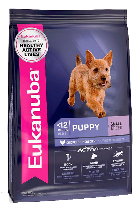 Eukanuba - Puppy Small 6,8Kg.