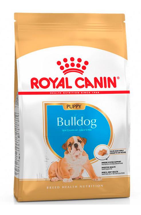 Royal Canin - Bulldog ingles Puppy 12Kg.