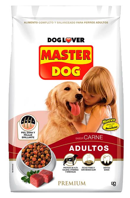 Master Dog  - Adulto Carne 18Kg.