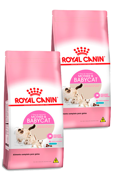 Royal Canin - PACK 2X Baby Cat 1,5Kg.