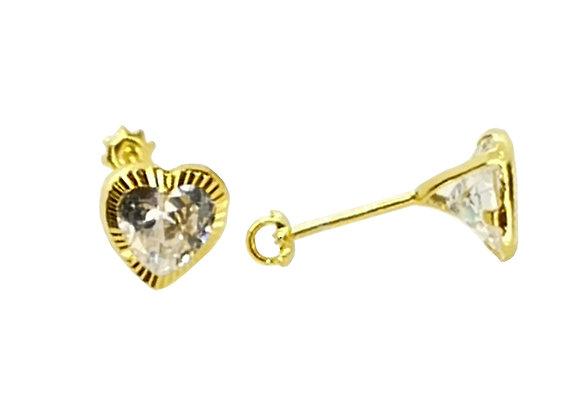 Bisel Corazon # 6 Diamantado