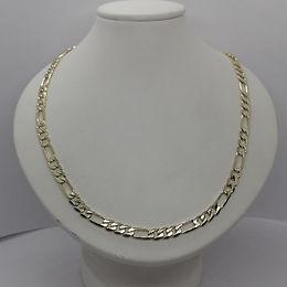 Cadena Cl�sica 50cm Oro Laminado