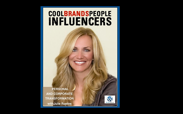 Julie Roehm - Chief Experience Officer P