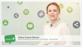 Aldina Duarte Ramos - Wellness Activist.