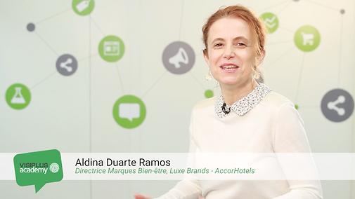 Aldina Duarte Ramos - Wellness Activist