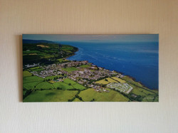 Cushendall and the Seaa