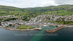 11.2 The hills above Carnlough Harbour