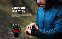 Make calls from your wrist