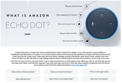 What is echo dot _