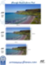 10 Glenariffe Beach to Garron Point.For