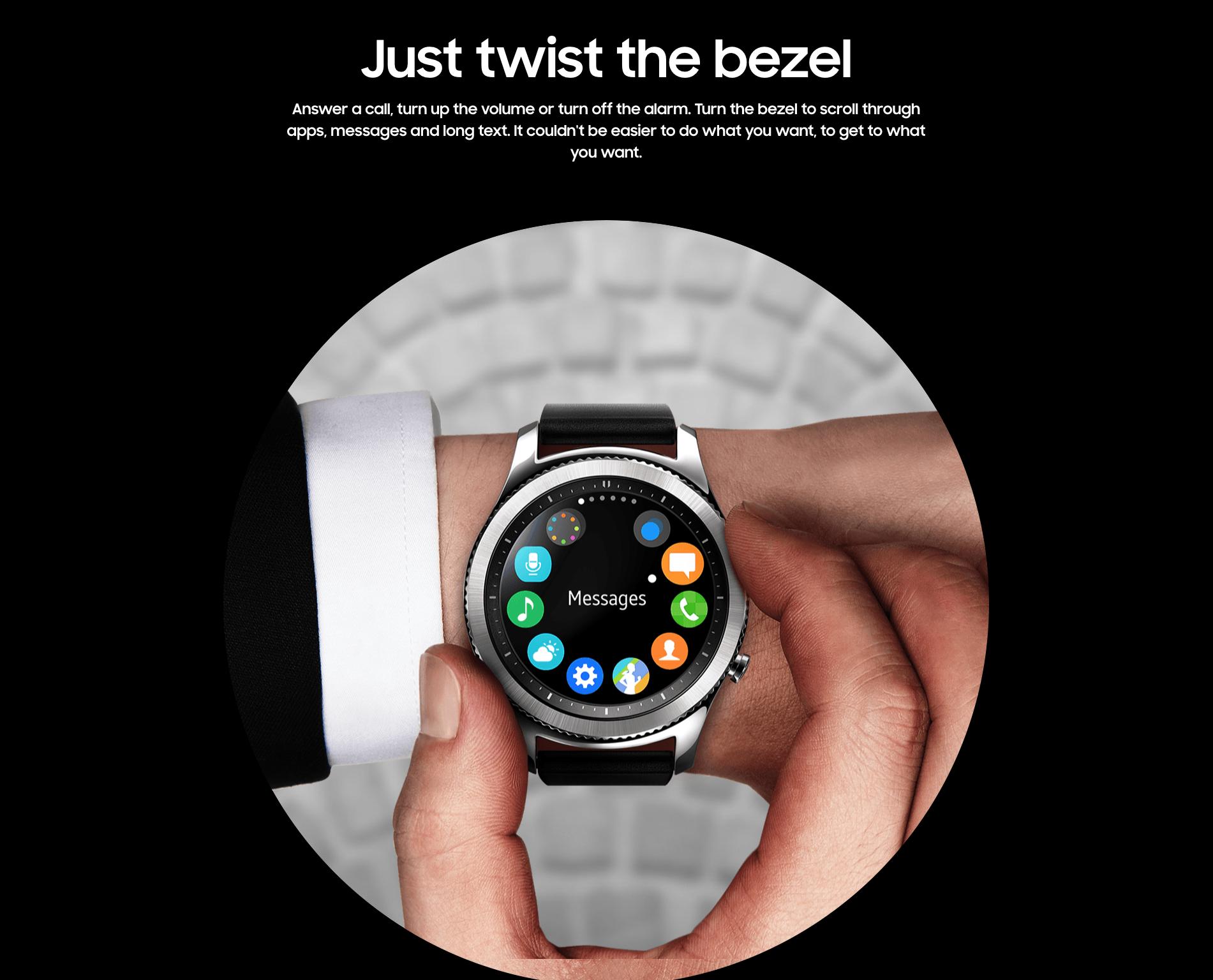 Rotating Bezel