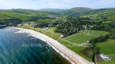 Cdun9 The Hurling Pitch and the Beach