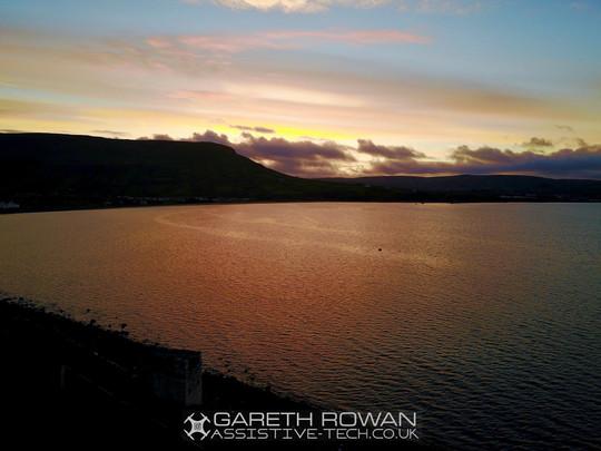 Sunset behind Lurig.jpg