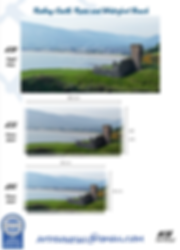 14 Redbay Castle Ruins and Waterfoot Bea