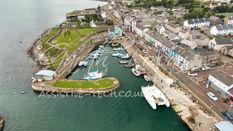 Carnlough Harbour Catamaran