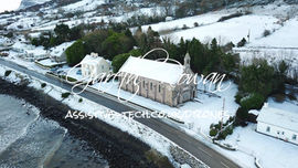 16.1 Bay Chapel in the Snow