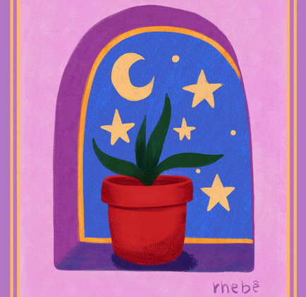 Dreamy Window