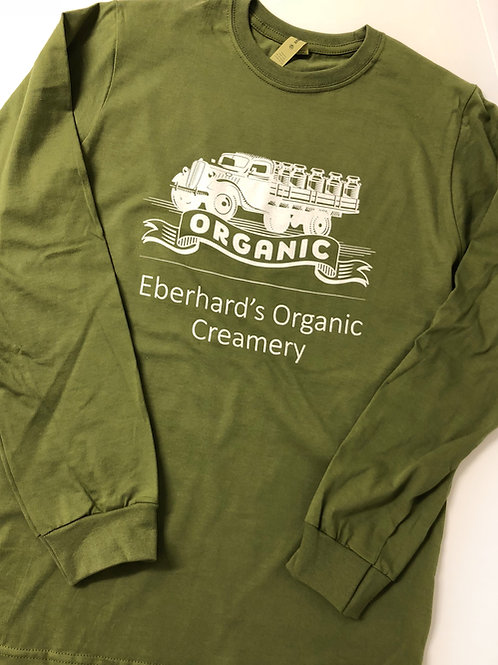 Eberhard's Organic Creamery Long Sleeve Shirt