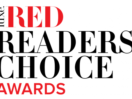 Go Vote for MCD! LUXE RED Readers' Choice Awards is Now Open!