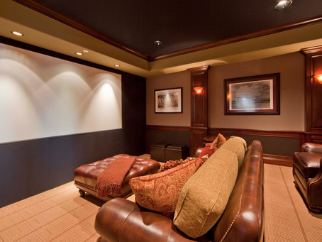 Theater Rooms: The New Way to Experience Movies