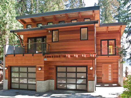 Garage Doors that add Beauty to your Home's Exterior